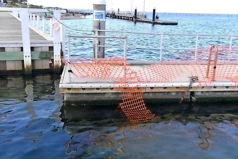 Werribee Boat ramp left unrepaired