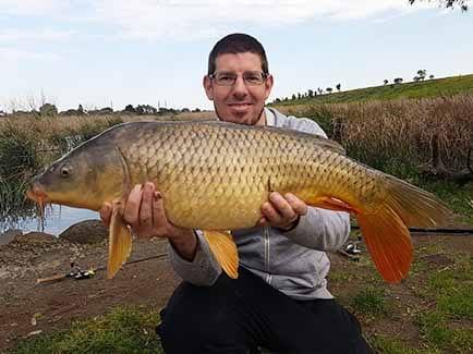 Big melbourne carp