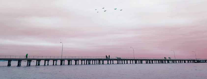 Altona Pier Fishing Guide