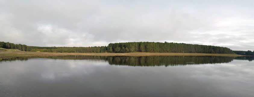 Bostock Reservoir Fishing Guide
