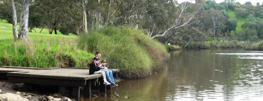 Canning Reserve Fishing Guide