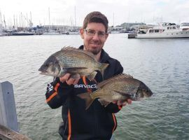How to catch bream Nong Yarra