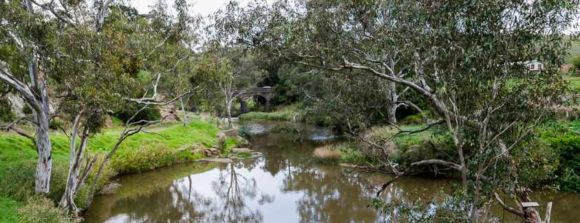 Deep creek Bulla