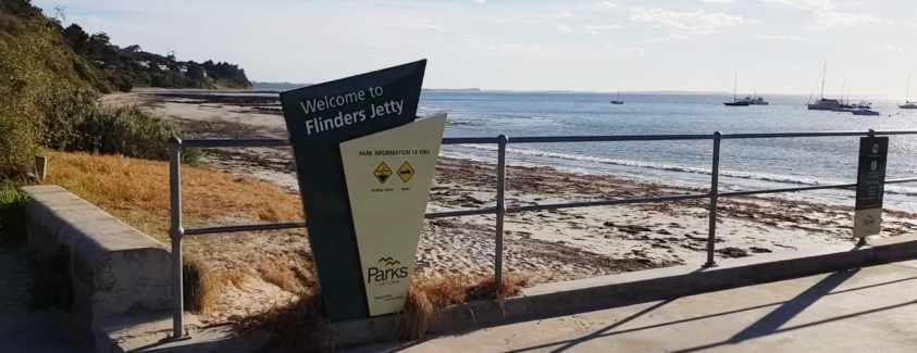 Flinders Pier Fishing Guide