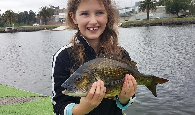 Kids Fishing Guide