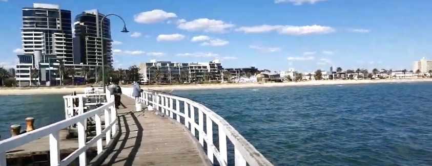 Lagoon Pier, Port Melbourne