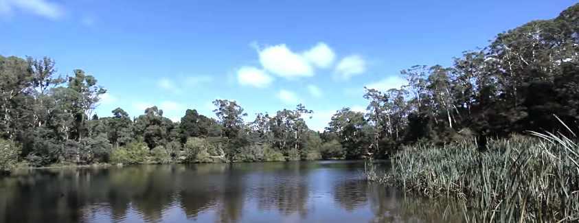 Lake Jubilee