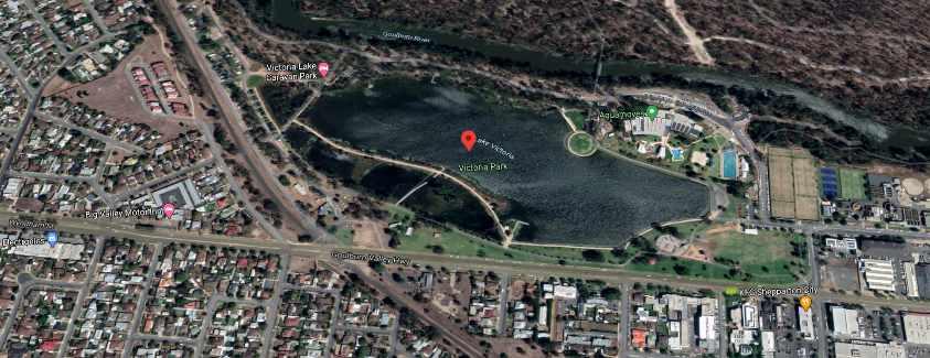 Lake Victoria Shepparton Map