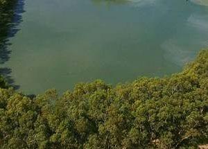 Lake Nhill Fishing