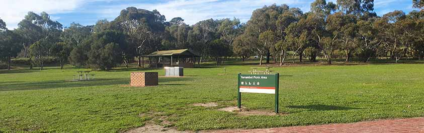 Things to do at Yarrambat Park Lake