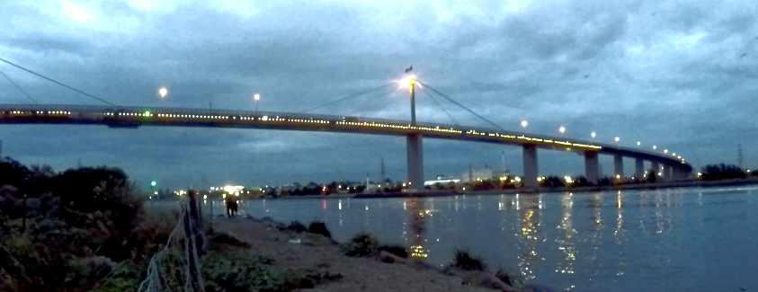 West Gate Bridge Fishing Guide
