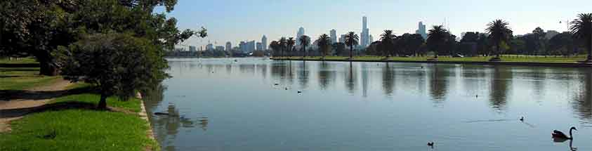 Albert park lake fishing