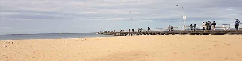 altona pier fishing