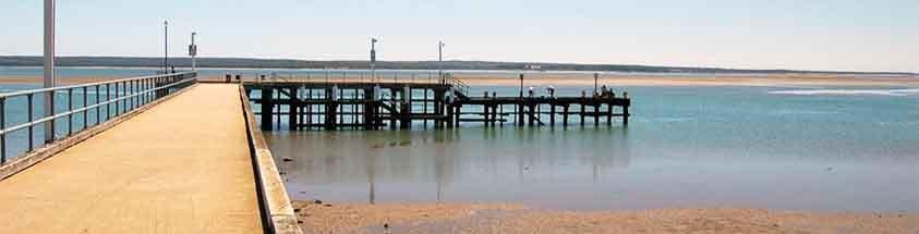 Corinella Pier