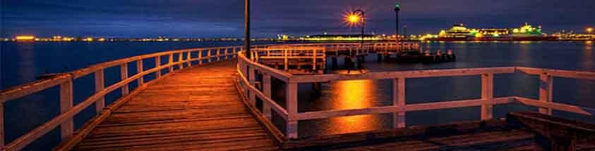 Lagoon Pier port melbourne fishing