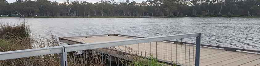 lake victoria shepparton fishing