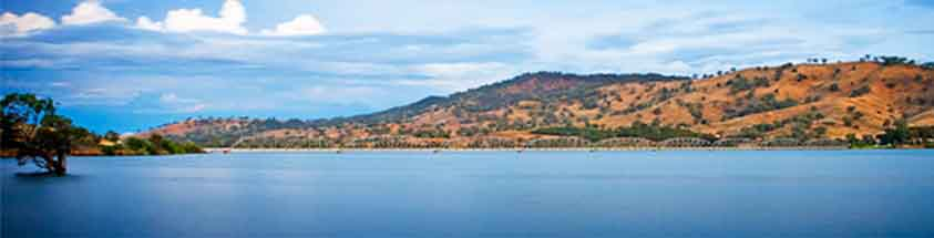 Lake Hume fishing