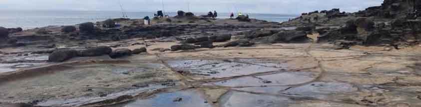 Lorne Artillery Rocks