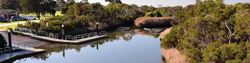 mordialloc creek fishing