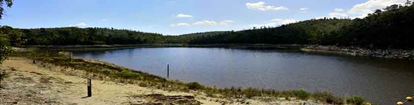 Stony Creek Reservoir