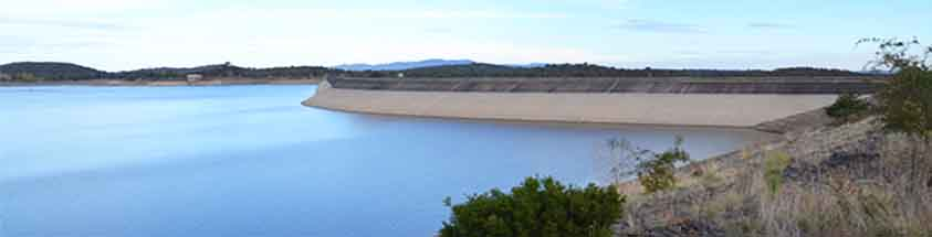 Sugarloaf reservoir