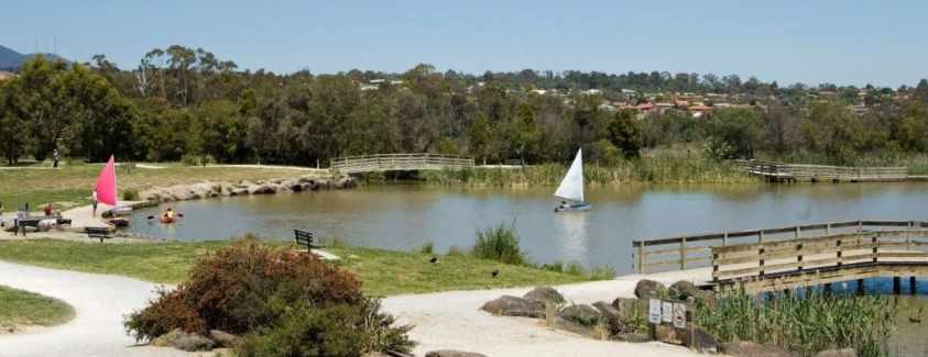 Lilydale Lake Fishing Guide