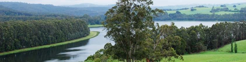 Tarago reservoir River
