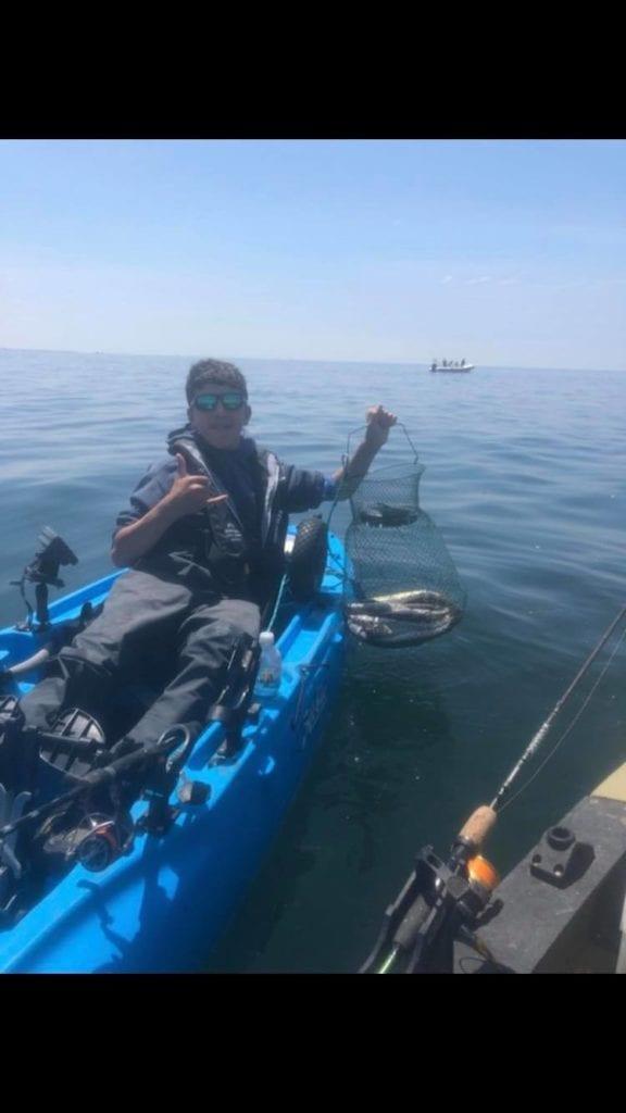Werribee Whiting Kayak