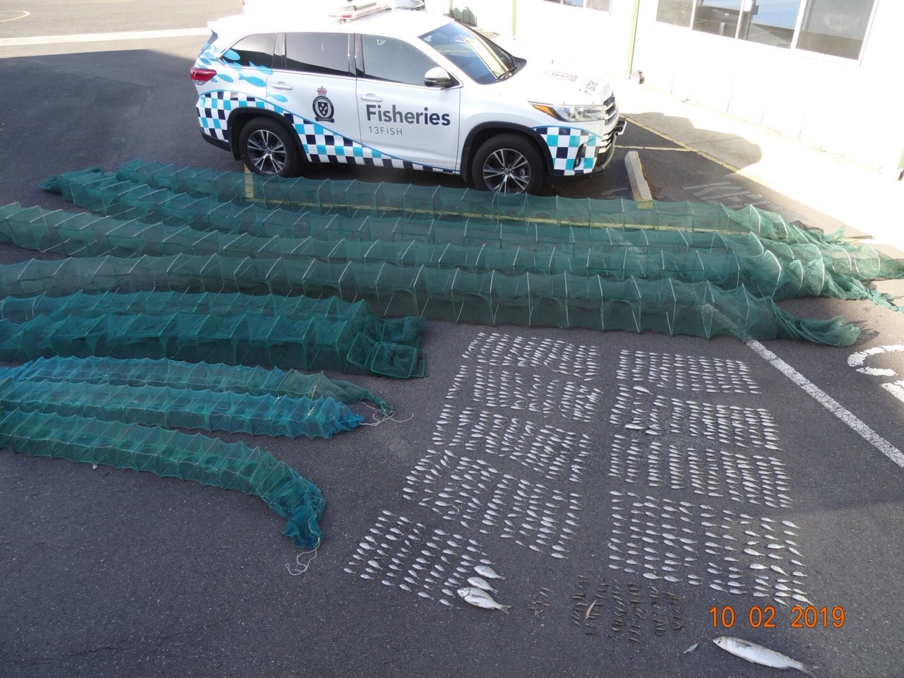 Victoria fisheries sad sight