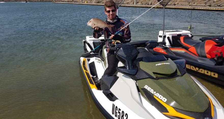 Seadoo Fish Pro 155 Jet Ski