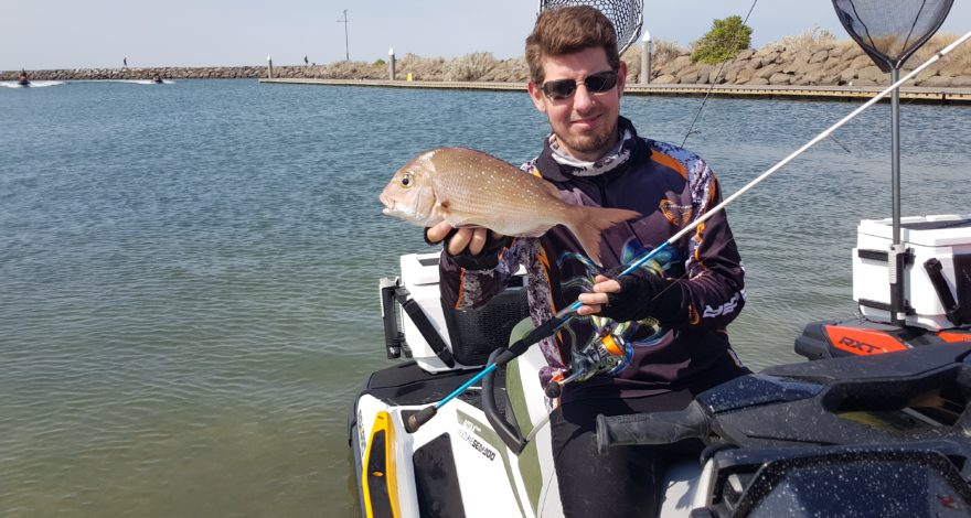 Seadoo Jetski Fishing
