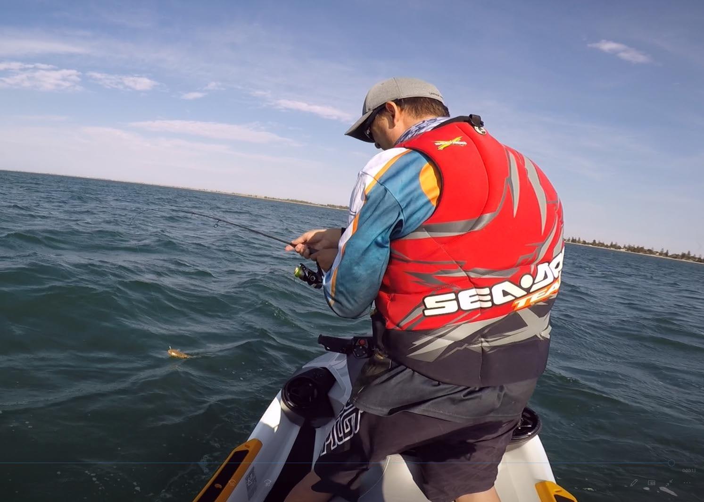 Sea-Doo Fish Pro 155 Jet Ski | Fishing & Boating Product Reviews