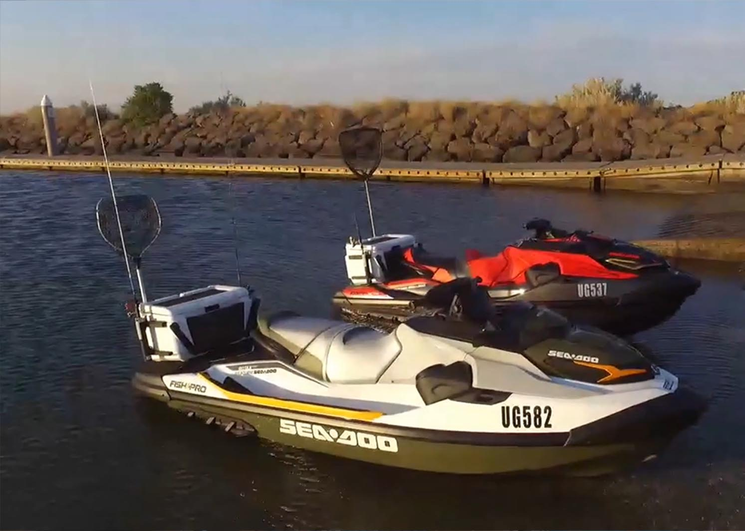 Seadoo Fish Pro 155 Review
