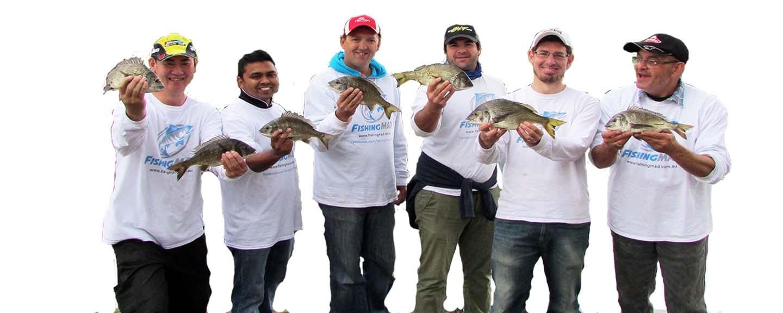 FishingMad Group Shot