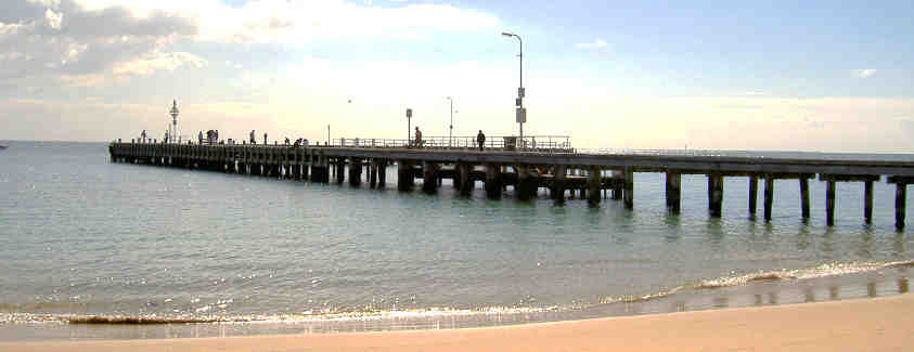 Portsea Pier Fishing Guide