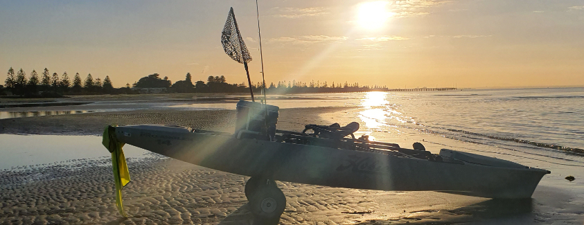 Best spots to launch a kayak around Melbourne