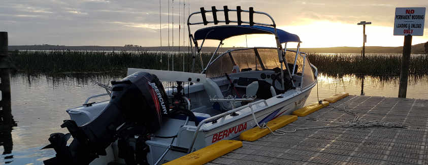 Tips before buying a boat