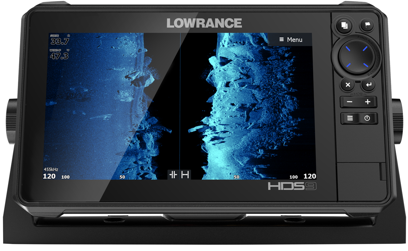 Lowrance-HDS-Live