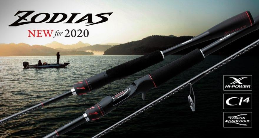 New Shimano Zodias 2020