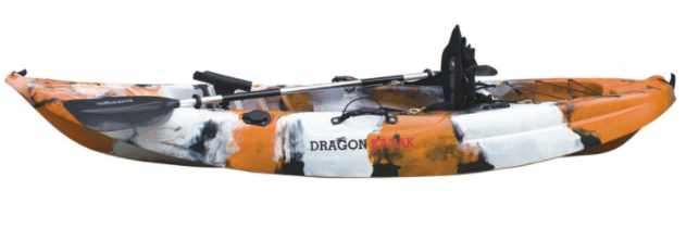 Dragon Pro Fisher Kayak