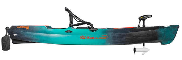 OLD TOWN SPORTSMAN AUTOPILOT 120 MOTORISED KAYAK