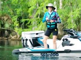 Sea-Doo fish pro 2021