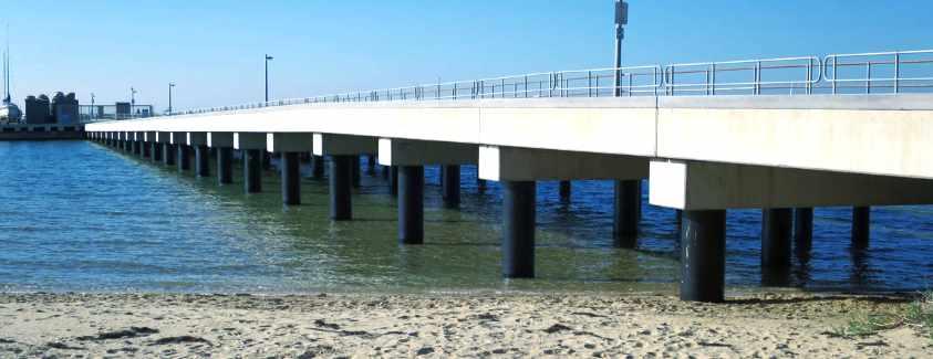 Blairgowrie Pier