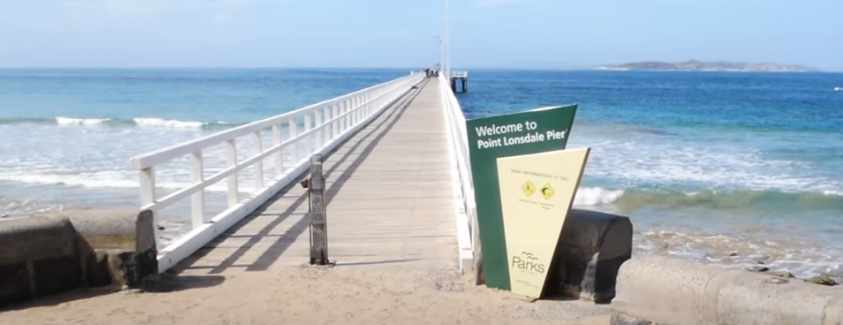 Point Lonsdale Pier Fishing Guide