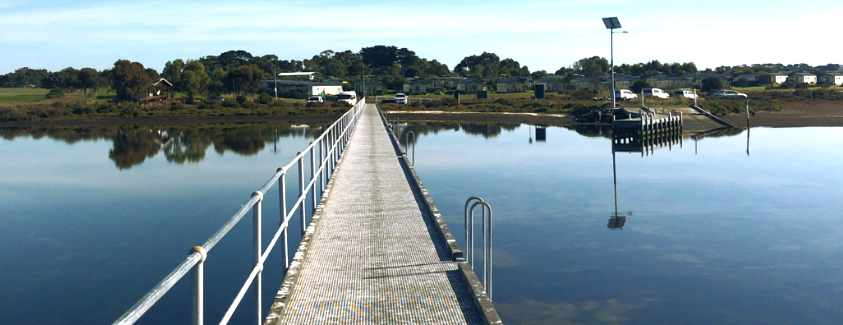 Swan Bay Jertty Fishing Guide