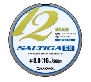 Daiwa Saltiga 12 EX Braid