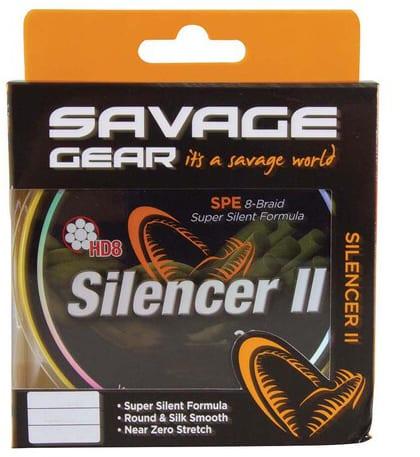 Savage Gear Silencer II Braid