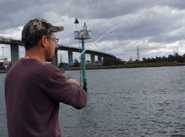 land based fishing for beginners