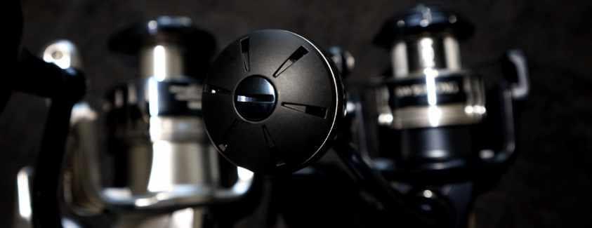 Shimano Stradic SW power handle
