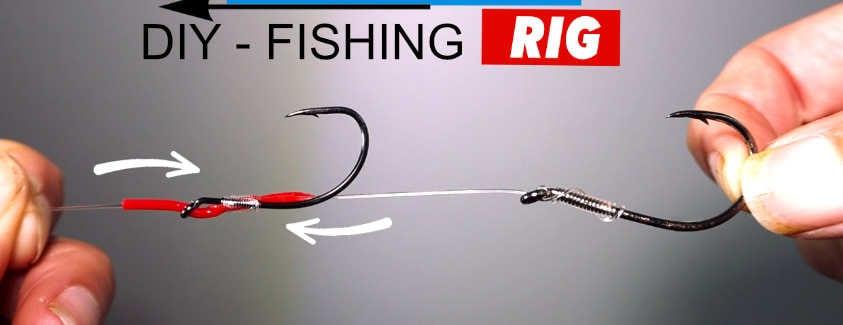 DIY Fishing Rig Setup